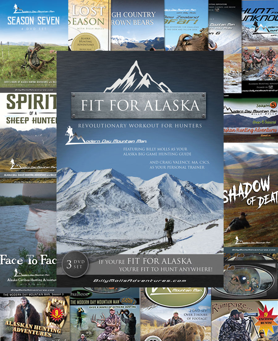 Alaskan Adventure Moose Calling /& Hunting Videos /& DVDs